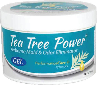 Forespar 770202 Tea Tree Power™ Mold & Odor Eliminator, 4 oz. Gel