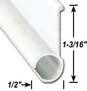 AP Products 021-50801-8 Awning Rail 8'(5 Pack) Polar