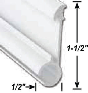 AP Products 021-51001-8 Insert Awning Rail 8'(5 Pack)