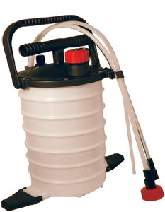 Moeller Fluid Extractor With Dual Action Vacuum Pump