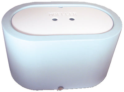 Livewell Tank, 26 Gal Light Blue