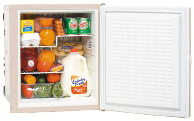 Norcold 323T R/L White 323TR 1.7 cu. ft. -1 Refrigerator 2-Way DC/LP-Right Hand Door
