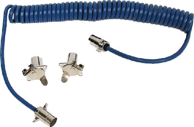 Blue Ox BX8861 4 Wire Coiled RV Electrical Cable