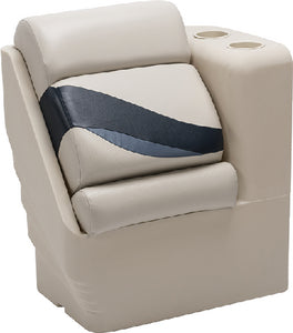 Lean Back Recliner End, Right Hand