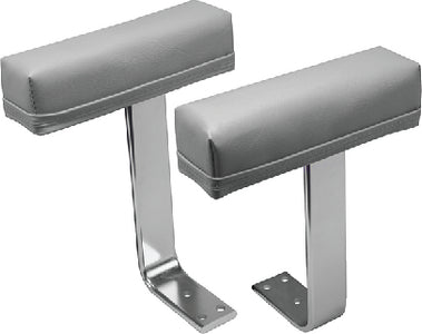 Wise Arm Rest with Aluminum Brackets
