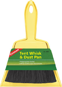 Coghlan's 8407 Tent Whisk and Dust Pan
