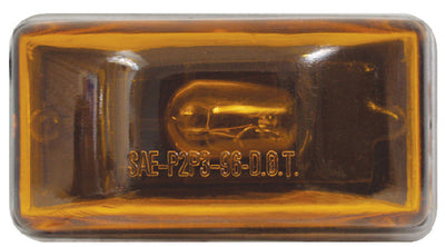 Sealed Marker/Clearance Light, Amber