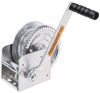 Goldenrod Dutton-Lainson DL1100A 1100 lb Plated Pulling Winch