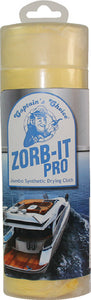 Captain's Choice Zorb-It™ Pro Pemium Drying Cloth