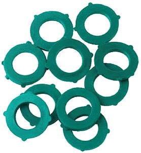 Nylon Hose Washers, 10 Pack