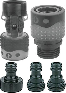 Quick Release Hose Coupler Set