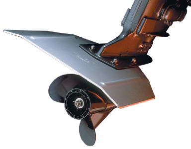 Davis 448 Whale Tail XL Aluminum Stabilizer and Ski Boat Fin