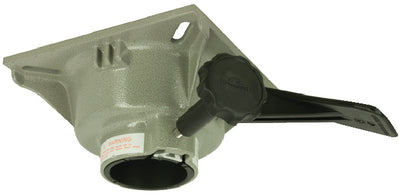 "Springfield 2-3/8"" Trac-Lock Locking Seat Mount For Taper-Lock, Plug-In Series or 2-3/8"" Series"