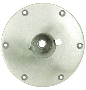 "Springfield Taper-Lock 9"" Round Base, Satin Finish"