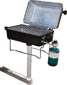 Springfield Grill With Trailer Hitch Mount