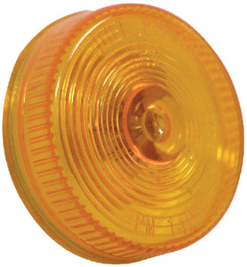 "2-1/2"" Amber Clearance Light"
