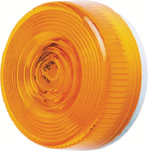 Anderson Round Combination Clearance/Side Marker Light, Amber