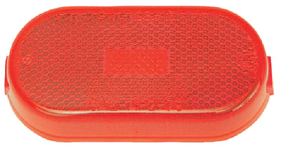 Anderson Clearance/Marker Light With Reflex - Red