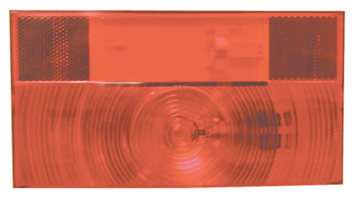 Anderson V2591125 RV Stop/Turn/Tail Light Replacement Lens, Red