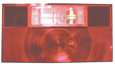 Anderson V2591425 RV Stop/Turn/Tail Light Replacement Lens, Red