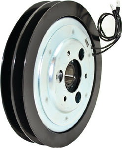 Pulley & Clutch Assembly for Electromagetic Clutch Pump
