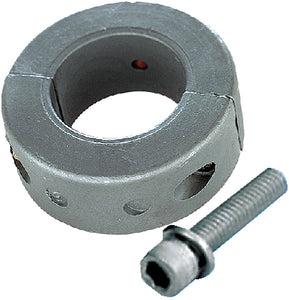 Martyr Limited Clearance Shaft Anode With Stainless Steel Allen Head, Magnesium