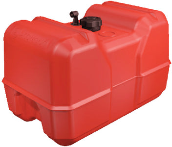 Attwood Fuel Tank EPA Compliant 12 Gallon With Gauge
