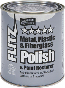 Mothers Polish Paste, Quart