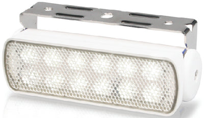 Hella Sea Hawk 9-33V DC White Light LED Deck Lamp, Spot