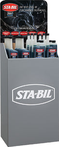 Sta-Bil<sup>&reg;</sup> 22806 360&deg;&trade; Marine Ethanol Treatment Display w/(6) 32 oz. & (12) 10 oz. Bottles