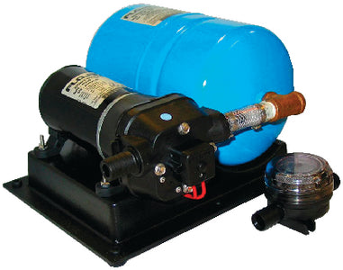 High Volume Water Pressure System