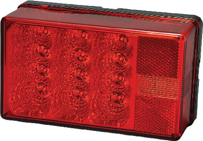 "Over 80"" LED Waterproof Taillight, Right"