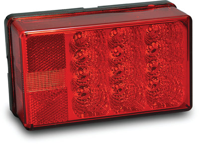 "Over 80"" LED Waterproof Taillight, Left"