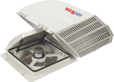 MaxxAir 00955001 Fanmate Vent Cover, White