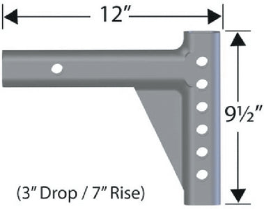 Equal-I-Zer<sup>&reg;</sup> 4K Adjustable Shank