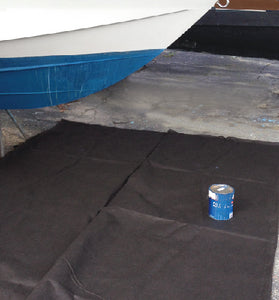 Geotextile Ground Guard, 15' x 25'
