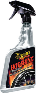 Mequiar's G12024 Hot Shine™ High Gloss Tire Coating, 24 oz.