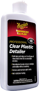 Clear Plastic Cleaner/Polish