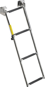Telescoping Transom Ladder, 4-Step