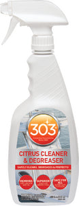 303 Citrus Cleaner & Degreaser, 32 oz., 6/case