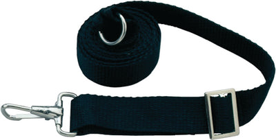 Taylor Adjustable Tie-Down Straps 6' Black (2 Per Pack)