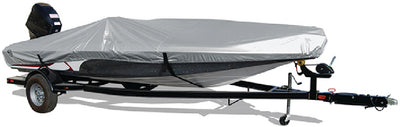 Taylor Trailerite Pro Series Bass Boat Cover, Silver