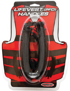 Hardline Life Vest Handles For Tandem PWC Riding (2 Per Pack0