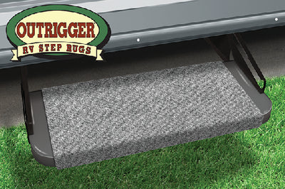 "Prest-O-Fit Outrigger RV Step Rug, 18"" Wide"