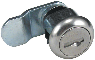 JR Products Metal Key Lock for RV Hatch