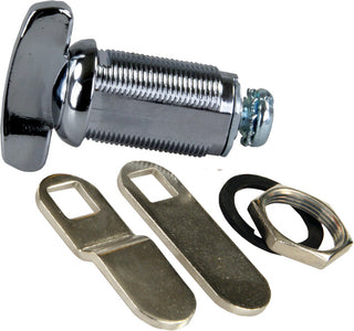"JR Products 7/8"" Compartment Door Thumb Lock"