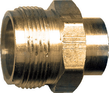 JR Products 07-30145 RV Cylinder Grill Thread Adapter for Hose Connection