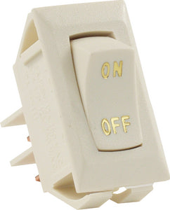 JR Products Labeled 12V 5 Pack RV On/Off Switches