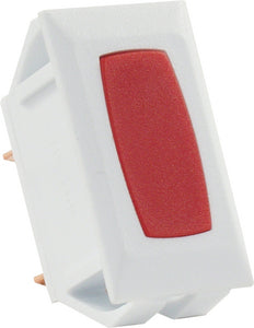 JR Products 12755 Red/White Indicator Light for Switch