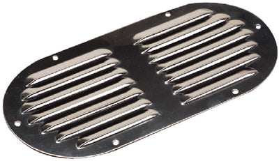 Oval Louvered Vent